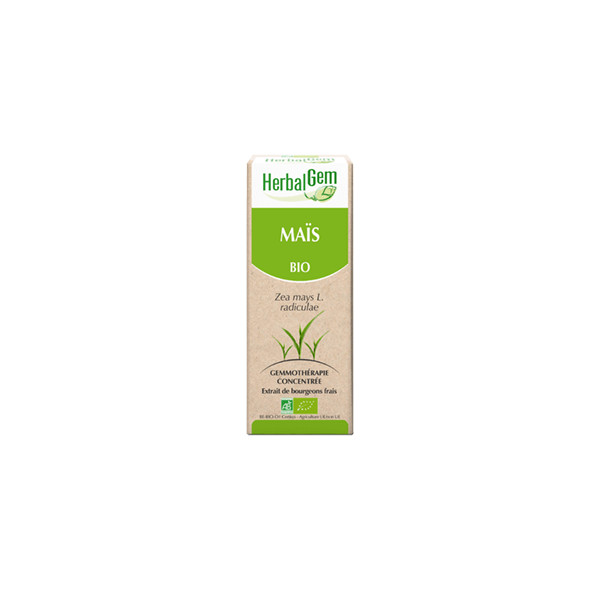 Maïs bourgeon 50 ml Bio - Herbalgem