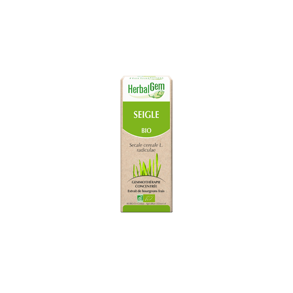 Seigle bourgeon 50 ml Bio - Herbalgem