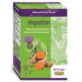 Heparton 60 gélules végétales - Mannavital
