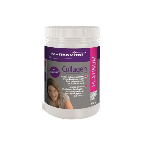 Collagen Platinum 306 gr - Mannavital