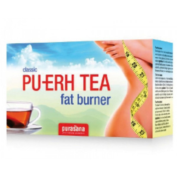 Pu-Erh Tea 20 infusettes Purasana Purasana