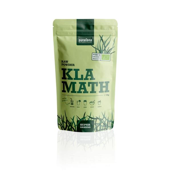 Klamath poudre bio 75g - Super Greens - Purasana
