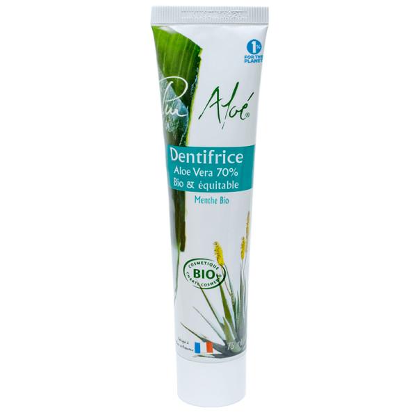 Dentifrice à l'Aloe Vera 75 ml - Pur Aloé