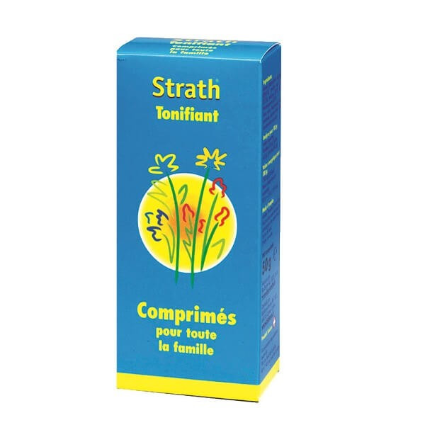 Strath® Tonifiant - Liquide 250 ml - Strath