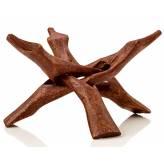 Dessous en bois pour Abalone