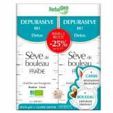 Dépurasève Bio (Séve de bouleau) 250 ml Herbalgem
