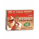 Pure Ginseng extract 200 mg 60 capsules - Il Hwa