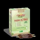 Aubier de Tilleul Sauvage du Rousillon 30 ampoules Bio - La Gravelline
