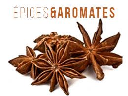 Herboristerie - Épices et aromates